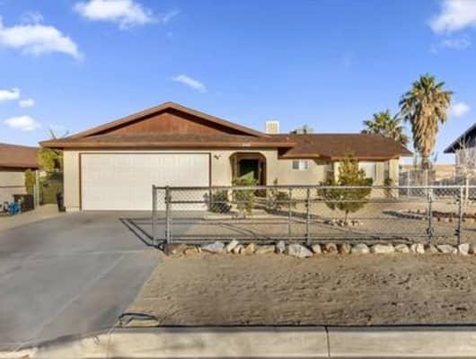 5749 Mariposa Avenue, Twentynine Palms, CA, 92277