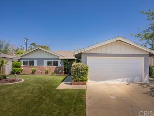 43834 Cedar Avenue, Lancaster, CA, 93534