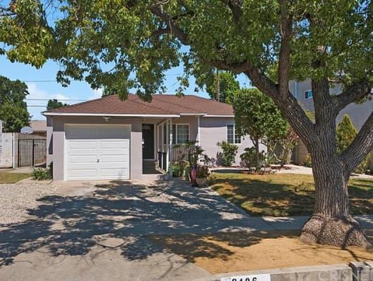 8106 Murietta Avenue, Los Angeles, CA, 91402