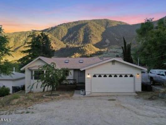 2820 Johnson Rd, Frazier Park, CA, 93225
