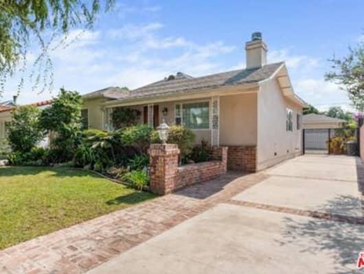 4213 Coolidge Avenue, Culver City, CA, 90066
