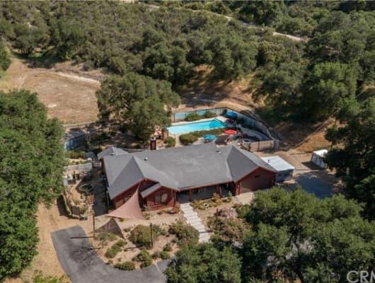 5906 Flying Lady Ranch Road, San Luis Obispo County, CA, 93453