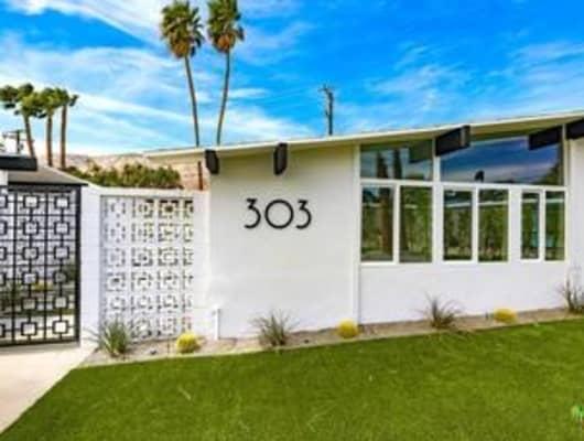 303 E Laurel Cir, Palm Springs, CA, 92262