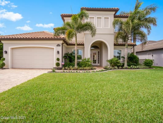 3230 Levanto Drive, Viera West, FL, 32940