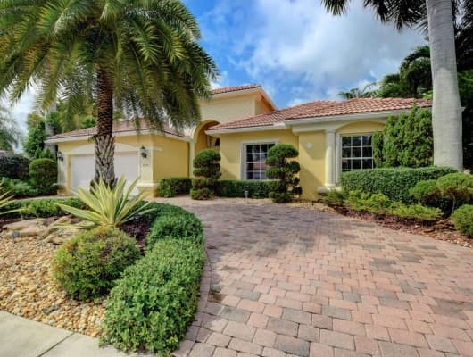 6795 Via Milani, Palm Beach County, FL, 33467