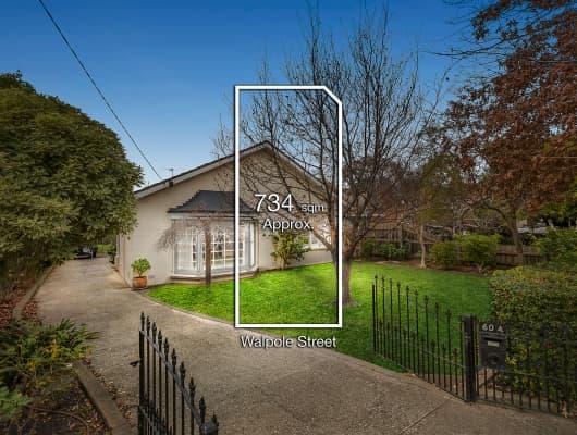60A Walpole Street, Kew, VIC, 3101
