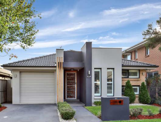 67 Trevor Housley Ave, Bungarribee, NSW, 2767