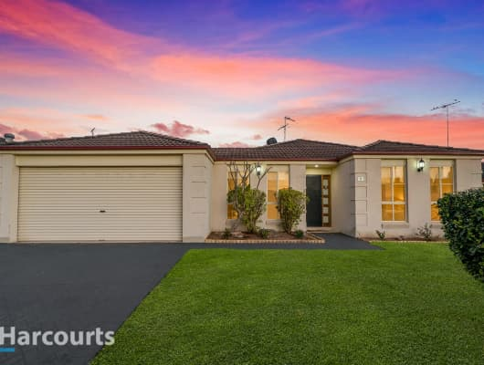 3 Rivergum Way, Rouse Hill, NSW, 2155
