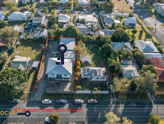 107 Grendon Street, North Mackay, QLD, 4740