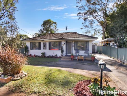 7 Lorraine Avenue, Berkeley Vale, NSW, 2261