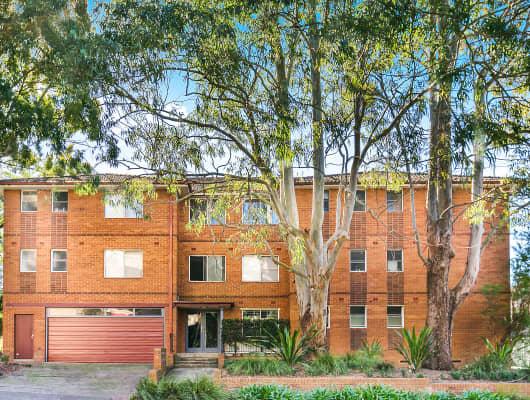 6/7 Burdett St, Hornsby, NSW, 2077