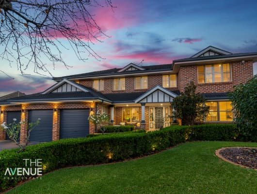 4 Magney Place, Bella Vista, NSW, 2153