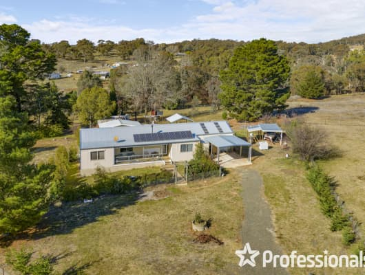4081 Sofala Rd, Wattle Flat, NSW, 2795