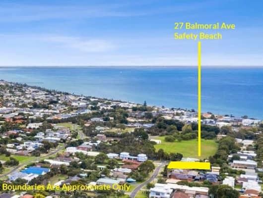 27 Balmoral Avenue, Safety Beach, VIC, 3936