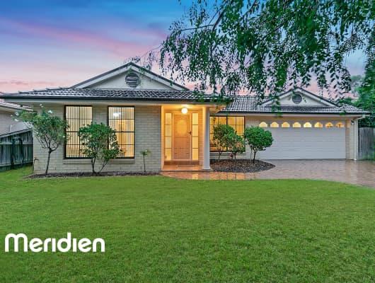 38 Carmelita Circuit, Rouse Hill, NSW, 2155
