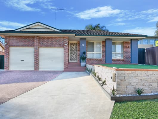 9 Pritchard Place, Glenmore Park, NSW, 2745