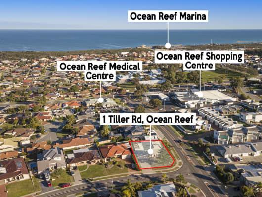 1 Tiller Road, Ocean Reef, WA, 6027