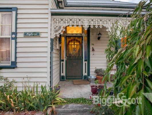 16 Hopetoun St, Ballarat East, VIC, 3350