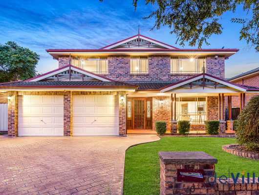 40 Brushwood Dr, Rouse Hill, NSW, 2155