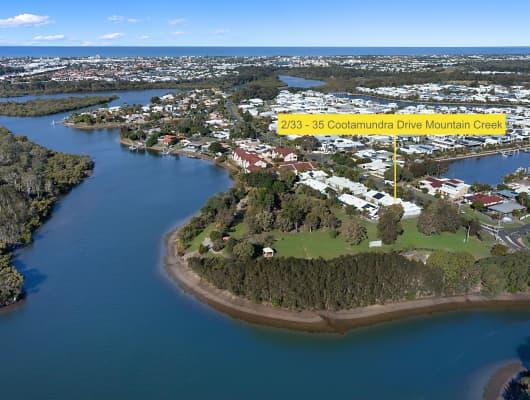 2/33 Cootamundra Dr, Mountain Creek, QLD, 4557