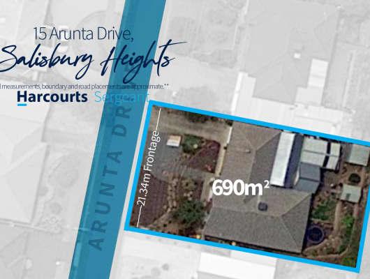 15 Arunta Drive, Salisbury Heights, SA, 5109