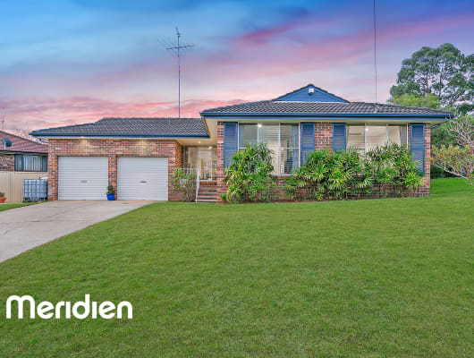 9 Coral Crescent, Kellyville, NSW, 2155