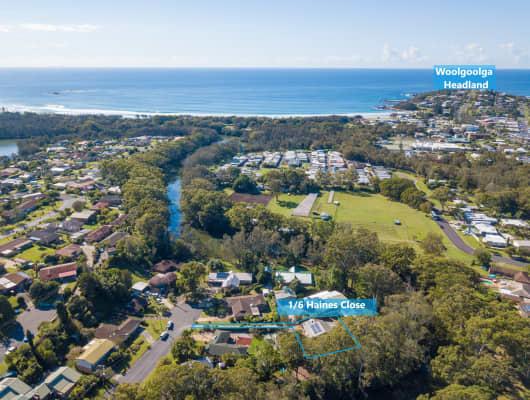 1/6 Haines Cl, Woolgoolga, NSW, 2456