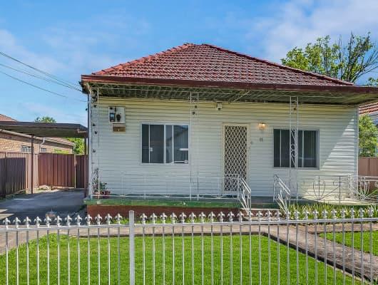 11 Cross Street, Lidcombe, NSW, 2141