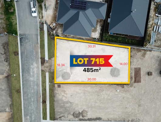 Lot/715 Tulipwood Avenue, Edgeworth, NSW, 2285