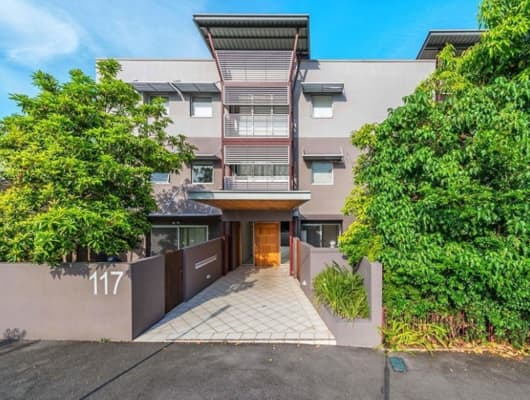 1/117 Fortescue Street, Spring Hill, QLD, 4000