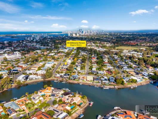 34 Ashbourne Terrace, Biggera Waters, QLD, 4216