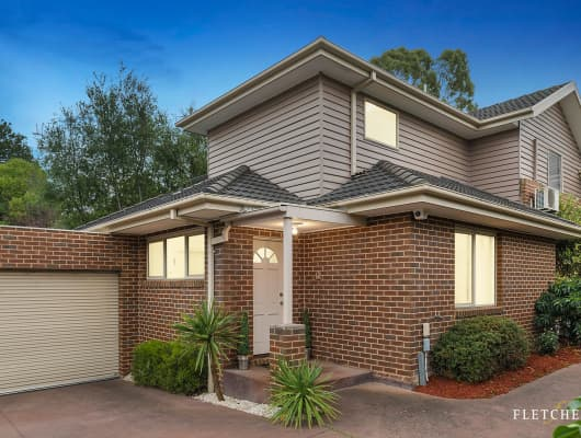 2/1 Greendale Rd, Doncaster East, VIC, 3109