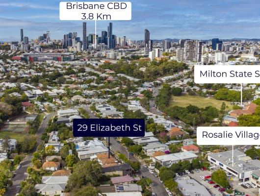 29 Elizabeth Street, Paddington, QLD, 4064