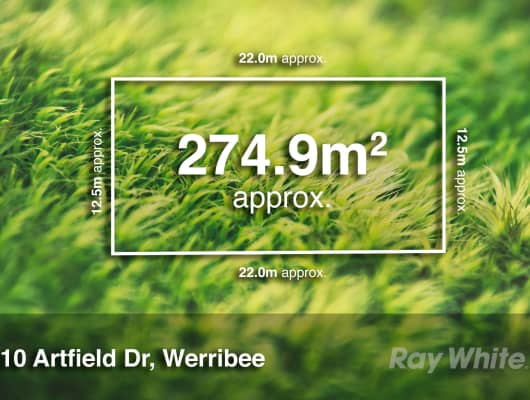 10 Artfield Drive, Werribee, VIC, 3030