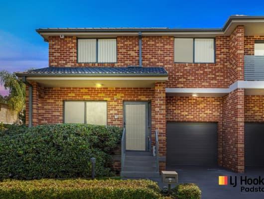 1/34 Eddie Ave, Panania, NSW, 2213