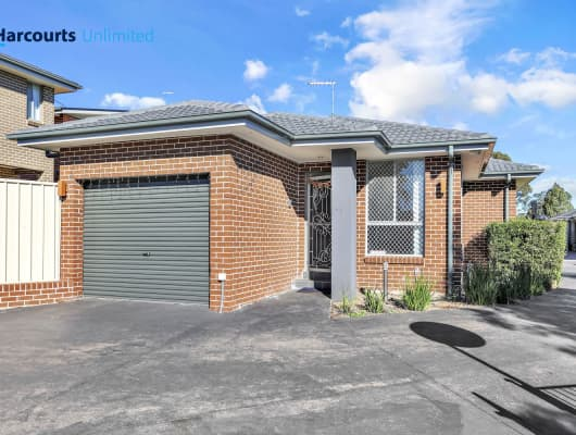 1/36 Criterion Crescent, Doonside, NSW, 2767