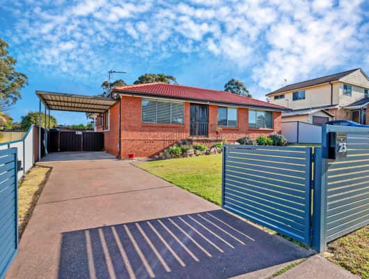 23 Moxham St, Cranebrook, NSW, 2749