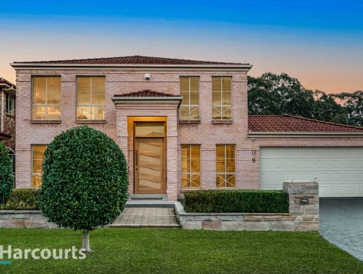 9 O'Reilly Way, Rouse Hill, NSW, 2155