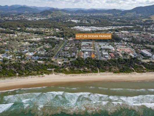 14/27-29 Ocean Parade, Coffs Harbour, NSW, 2450