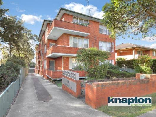 8/23 Fairmount Street, Lakemba, NSW, 2195