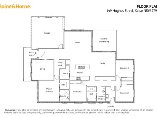 149 Hughes Street, Kelso, NSW, 2795
