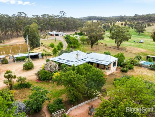 300 Shicer Gully Road, Guildford, VIC, 3451