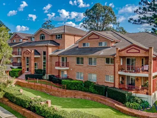 21/19-27 Sherwin Avenue, Castle Hill, NSW, 2154