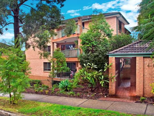 7/4-6 Bellbrook Avenue, Hornsby, NSW, 2077