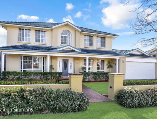 22 Coachman Crescent, Kellyville Ridge, NSW, 2155