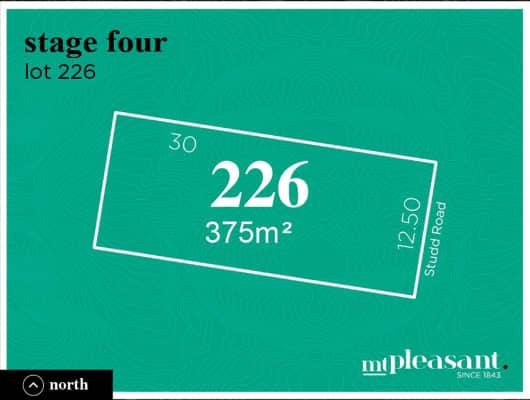 Lot 226 Studd Road, Pakenham, VIC, 3810