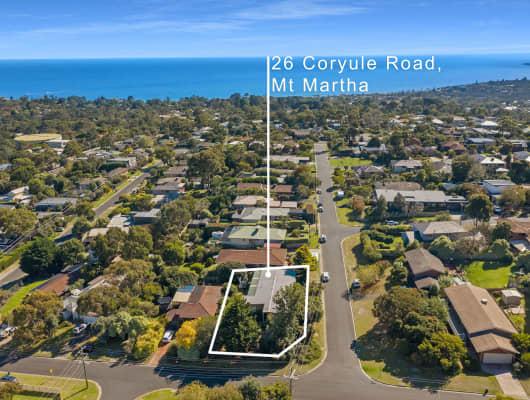 26 Coryule Rd, Mount Martha, VIC, 3934
