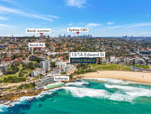 13/1A Edward St, Bondi Beach, NSW, 2026