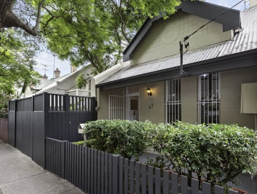 43 Ashmore Street, Erskineville, NSW, 2043