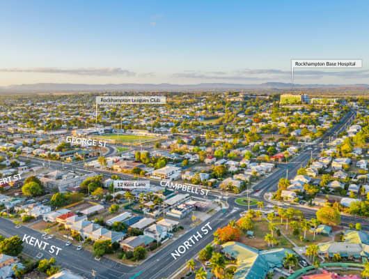12 Kent Ln, Rockhampton City, QLD, 4700